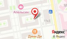 Апарт-отель Прайм на карте