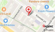 Мини-отель Северный Модерн на карте