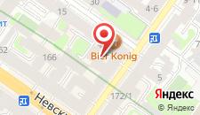 Отель Атриум на карте