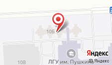 Хостел Царскосельский кампус на карте