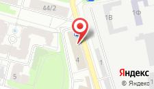 Гостиница Аксинья на карте