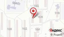 Отель Нивки на карте