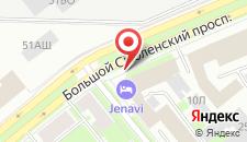 Мини-отель Jenavi Club на карте