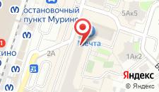 Апартаменты На Привокзальной 1а на карте