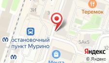 Апартаменты На Привокзальной площади 1a на карте