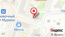 Апартаменты Привокзальная 5а на карте