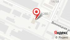 Отель Роял Конгресс на карте