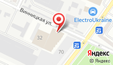 Отель Эир Сити на карте