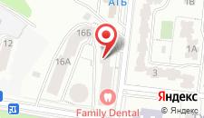 Апартаменты Zhulyany Apartment на карте