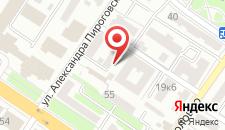 Апартаменты Александра на карте