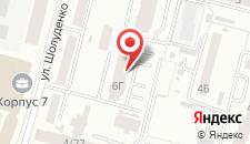 Апартаменты Lider на карте