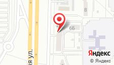 Апартаменты На Богатырской 6а на карте