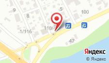 Отель Совские Пруды на карте
