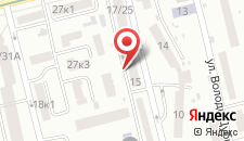 Апартаменты Apartment Na Zhukovskogo на карте