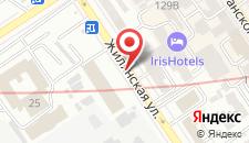 Отель Элегант на карте