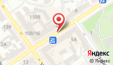 Хостел Вокзал на карте