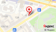 Бутик-Отель Эрмитаж на карте