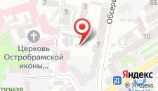 Отель Сити Парк на карте