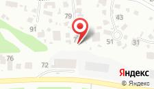 Вилла Звезда Давида на карте