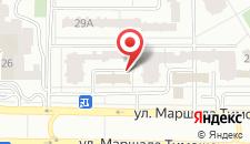 Отель Оболонь на карте