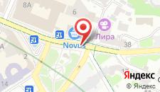 Отель Мезон Бланш на карте