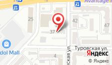 Хостел Yourhostel Podol на карте
