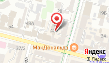 Апартаменты BestKiev на Богдана Хмельницкого 42 на карте