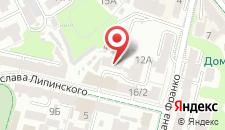 Апартаменты Чапаев на карте
