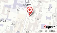 Апартаменты Соня на карте