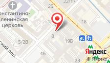 Хостел Ярослав на карте