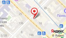 Хостел Hostel Kiev-Art на карте