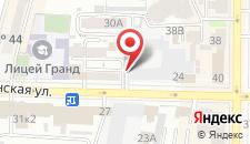 Апартаменты Apartment Stil' на карте