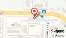 Хостел Podolski Plus на карте