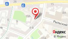 Апартаменты Собор Софии на карте