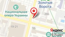 Гостевой дом Владимирская на карте