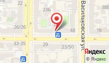 Апартаменты LuxCenter на карте