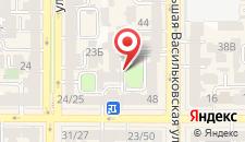 Апартаменты Ольга на карте