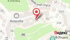 Отель Воздвиженский на карте