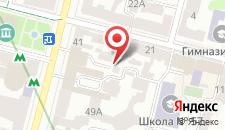 Апартаменты BestKiev на карте