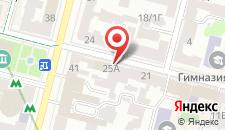 Хостел Roots Kiev на карте