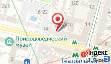 Апартаменты Central Dayflat на карте