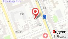 Апартаменты V&V Апартаменты Олимпийская на карте