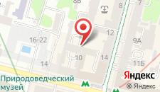 Апартаменты DayFlat на карте