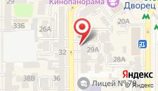 Апарт-отель Харт Киев на карте