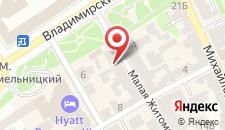 Апартаменты Rent Services на карте
