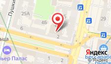 Апартаменты Apartments near Arena City на карте
