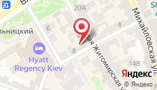 Апартаменты Apartment Na Maydane на карте