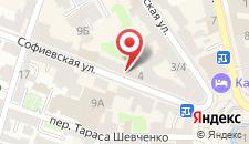Хостел На Майдане на карте