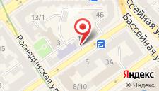 Апартаменты Luxrent на Льва Толстого на карте