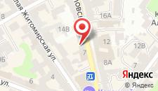Отель KievInn на карте